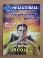 Anticariat: Revista Paranormal, anul V, nr. 40