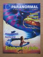 Anticariat: Revista Paranormal, anul VI, nr. 1