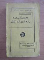 Theophile Gautier - Mademoiselle de Maupin