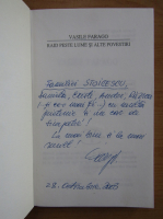 Vasile Farago - Raid peste lume si ale povestiri (cu autograful autorului)