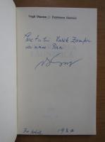 Anticariat: Virgil Diaconu - Departarea launtrica (cu autograful autorului)
