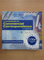 Anticariat: A. Ashley - A handbook of commercial correspondence