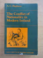 Anticariat: A. C. Hepburn - The conflict of nationality in modern Ireland