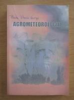 Agrometeorologie, Biofizica, note de curs