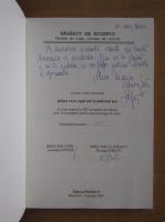 Anticariat: Ana Maria Gheorghiu - Rasarit de mileniu. Farame de timp, farame de suflet (cu autograful autoarei)