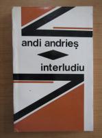 Anticariat: Andi Andries - Interludiu