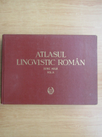 Anticariat: Atlasul lingvistic roman (volumul 5)