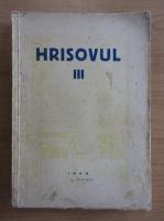 Anticariat: Aurelian Sacerdoteanu - Hrisovul (volumul 3)