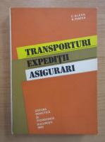 Anticariat: C. Alexa - Transporturi, expeditii, asigurari
