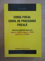 Anticariat: Codul fiscal. Codul de procedura fiscala