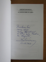 Anticariat: Constantin Mironescu - La ceas de seara, in lumina (cu autograful autorului)