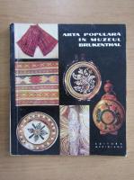 Anticariat: Cornel Irimie - Arta populara in Muzeul Brukenthal
