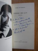 Anticariat: Darie Novaceanu - Pasari de lut (cu autograful autorului)