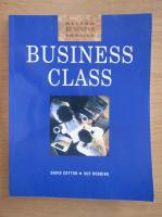 Anticariat: David Cotton - Business class