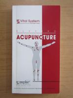 Anticariat: Electro acupuncture
