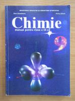 Elena Alexandrescu - Chimie. Manual pentru clasa a IX-a