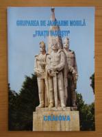 Anticariat: Gruparea de Jandarmi Mobila Fratii Buzesti Craiova