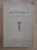 Anticariat: Gunter Behm-Blancke - Alt-Thuringen
