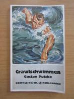 Gustav Putzke - Crawlschwimmen