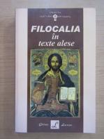 Ignatie Monahul - Filocalia in texte alese