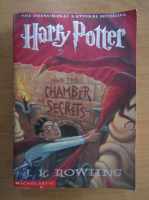 Anticariat: J. K. Rowling - Harry Potter and the chamber of secrets