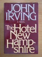 Anticariat: John Irving - The hotel new Hampshire
