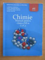 Anticariat: Luminita Vladescu - Chimie. Manual pentru clasa a XII-a