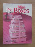 Anticariat: Marian Ballog - Mini-Boxes