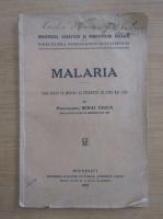 Mihai Ciuca - Malaria