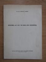 Anticariat: Nicolae C. Buzescu - Manastirea Sf. Ana din Rohia, jud. Maramures