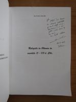 Paul Matiu - Religiile in Oltenia. Secolele II-VII d. Chr. (cu autograful autorului)