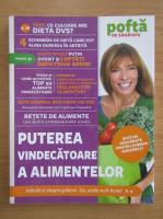 Anticariat: Puterea vindecatoare a alimentelor
