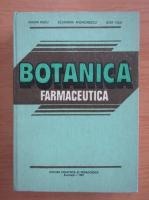 Radu Avram - Botanica farmaceutica