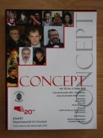 Anticariat: Revista Concept, volumul 12, nr. 1, iunie 2016
