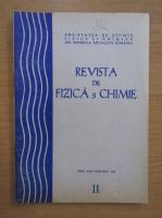 Anticariat: Revista de fizica si chimie, anul XXII, nr. 11, noiembrie 1985