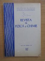 Anticariat: Revista de fizica si chimie, anul XXII, nr. 12, decembrie 1985