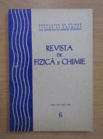 Anticariat: Revista de fizica si chimie, anul XXII, nr. 6, iunie 1985