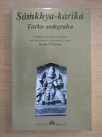Samkhya-karika. Tarka-samgraha