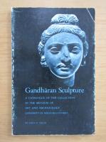 Anticariat: Sarla D. Nagar - Gandharan sculpture