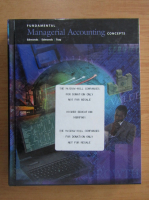 Anticariat: Thomas P. Edmonds - Fundamental managerial accounting concepts