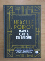 Tim Dedopulos - Hercule Poirot. Marea carte de enigme
