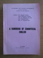 Virginia Barghiel - A handbook of commercial english