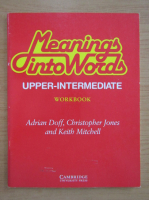 Adrian Doff - Meanings into words. Workbook