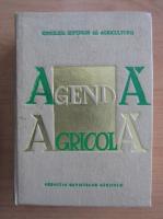 Agenda agricola
