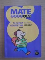 Anticariat: Dan Branzei - Algebra, geometrie. Clasa a VII-a (partea I)