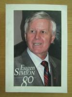 Eugen Simion. 80