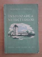 Anticariat: Gheorghe Marinescu - Insilozarea nutreturilor