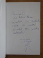 Anticariat: Ioan Calauz - Modelul fiintei la Constantin Noica (cu autograful autorului)