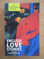 Anticariat: John Sutherland - English Love Stories
