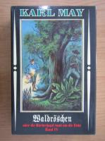 Anticariat: Karl May - Waldroschen oder die Racherjagd rund um die Erde, Band 4